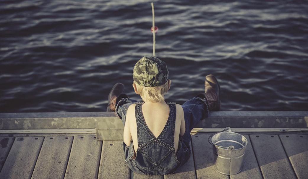 """Bài học kinh doanh từ một tay sát cá """"đi câu đừng để lộ lưỡi câu"""""""