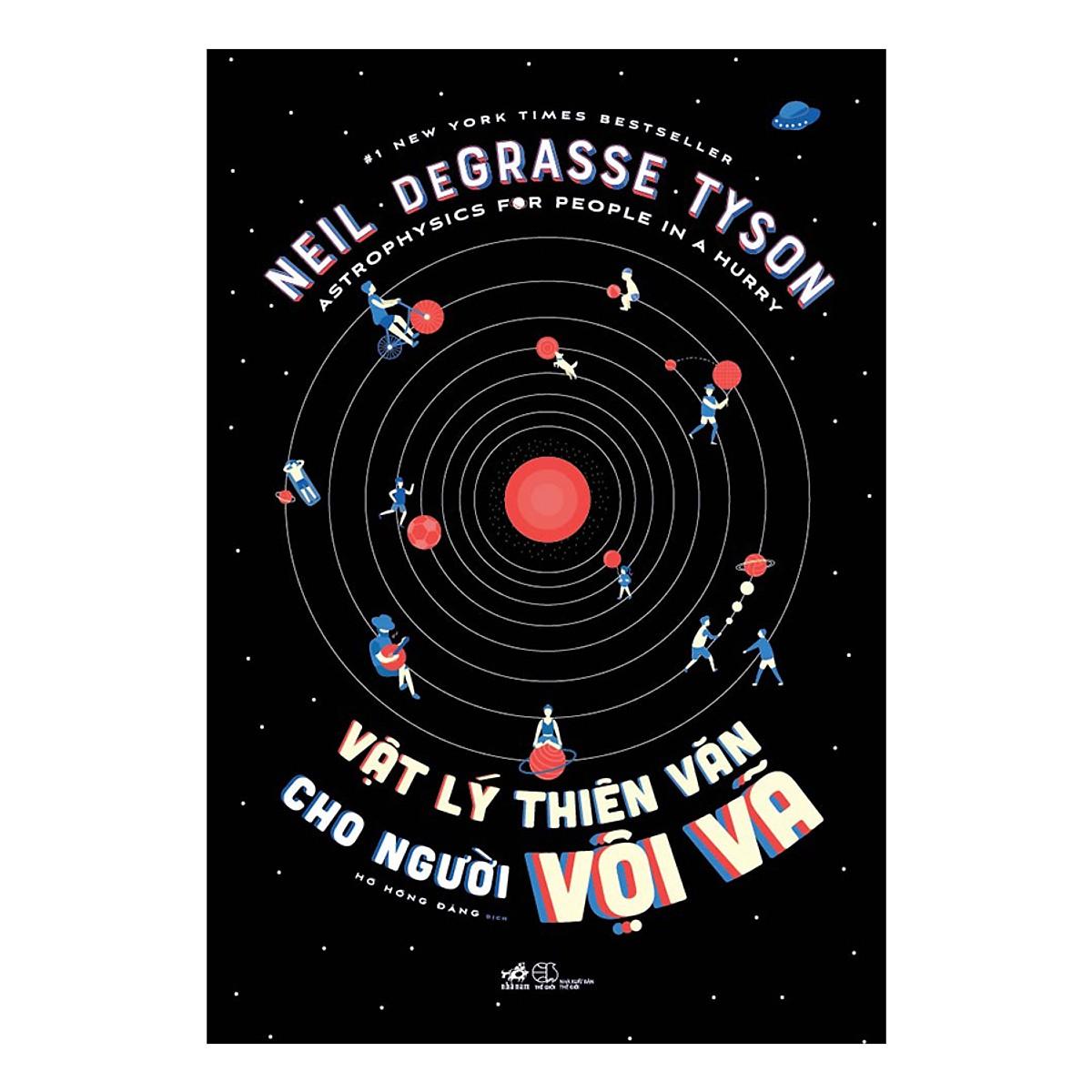 Sách hay vật lý thiên văn cho người vội vã
