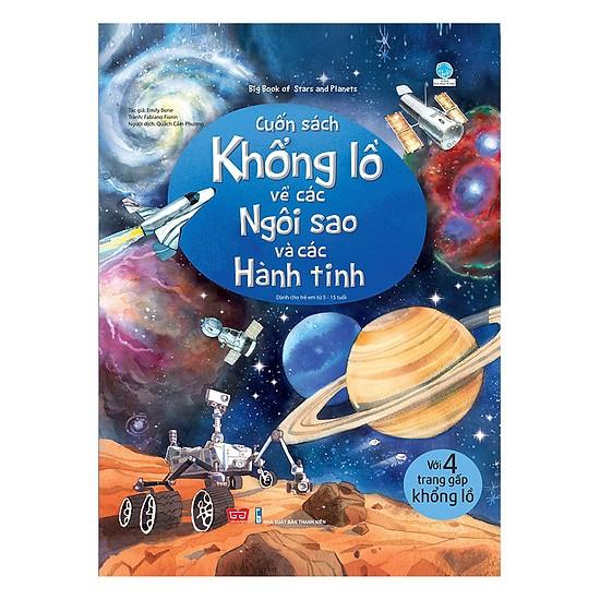 Cuốn sách khổng lồ về các ngôi sao và các hành tinh