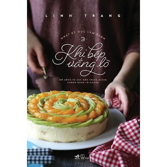 Nhật kí học làm bánh - Linh Trang