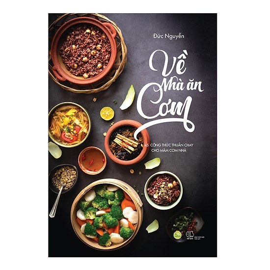 Sách hay dạy nấu ăn về nhà ăn cơm