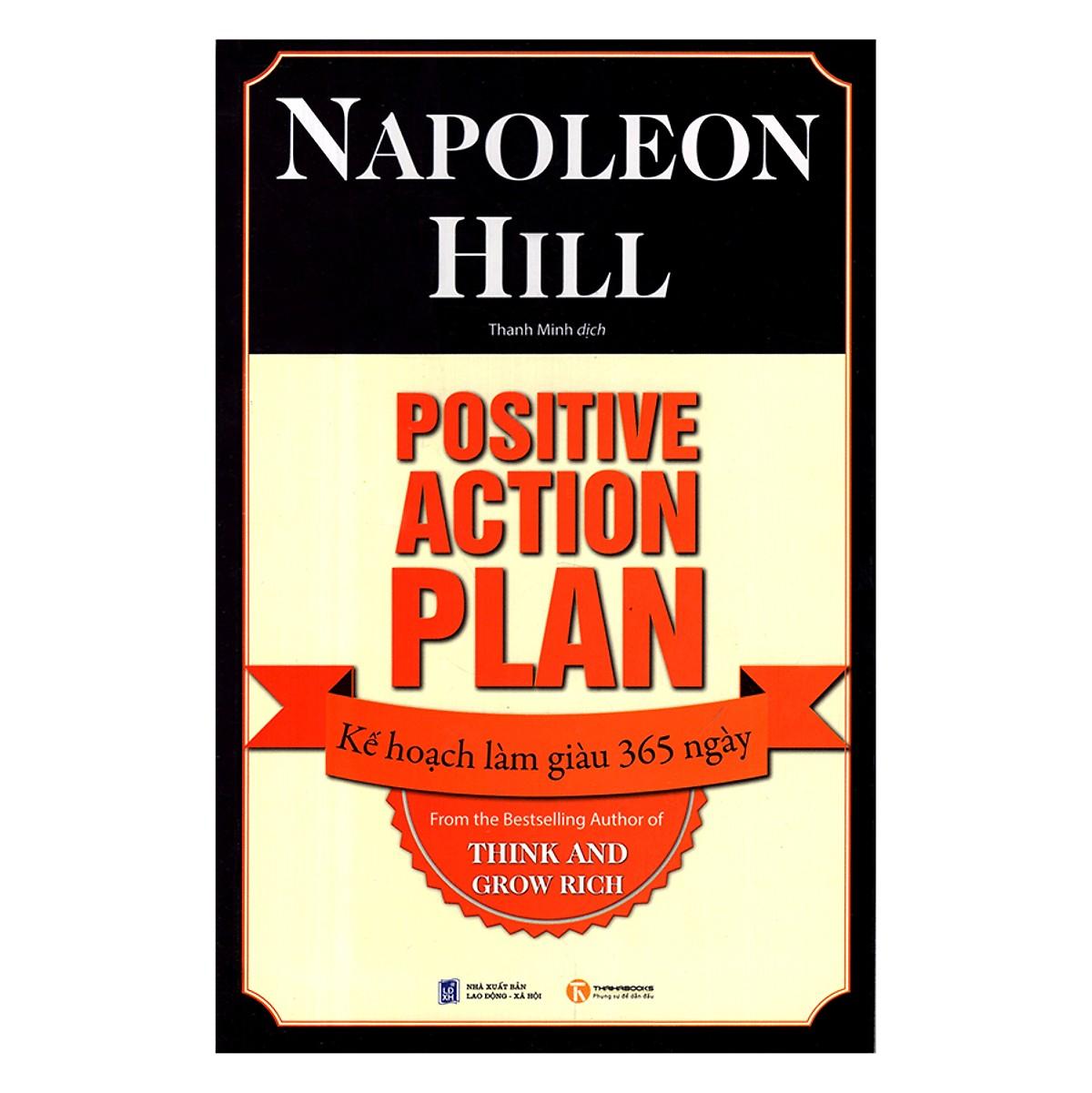 Top sách hay làm giàu 365 ngày napoleon hill
