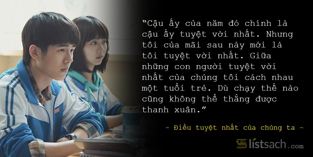 Trích dẫn phim ngôn tình Trung Quốc hay