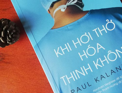 Review sách hay nên đọcKhi hơi thở hóa thinh không - Paul Kalanithi