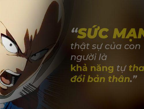 Những câu nói bất hủ hay và ý nghĩa nhất trong anime manga