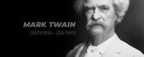 Những câu nói và sách hay của Mark Twain
