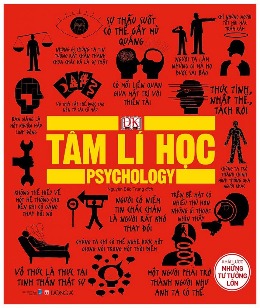 Sách tâm lý học hay nên đọc