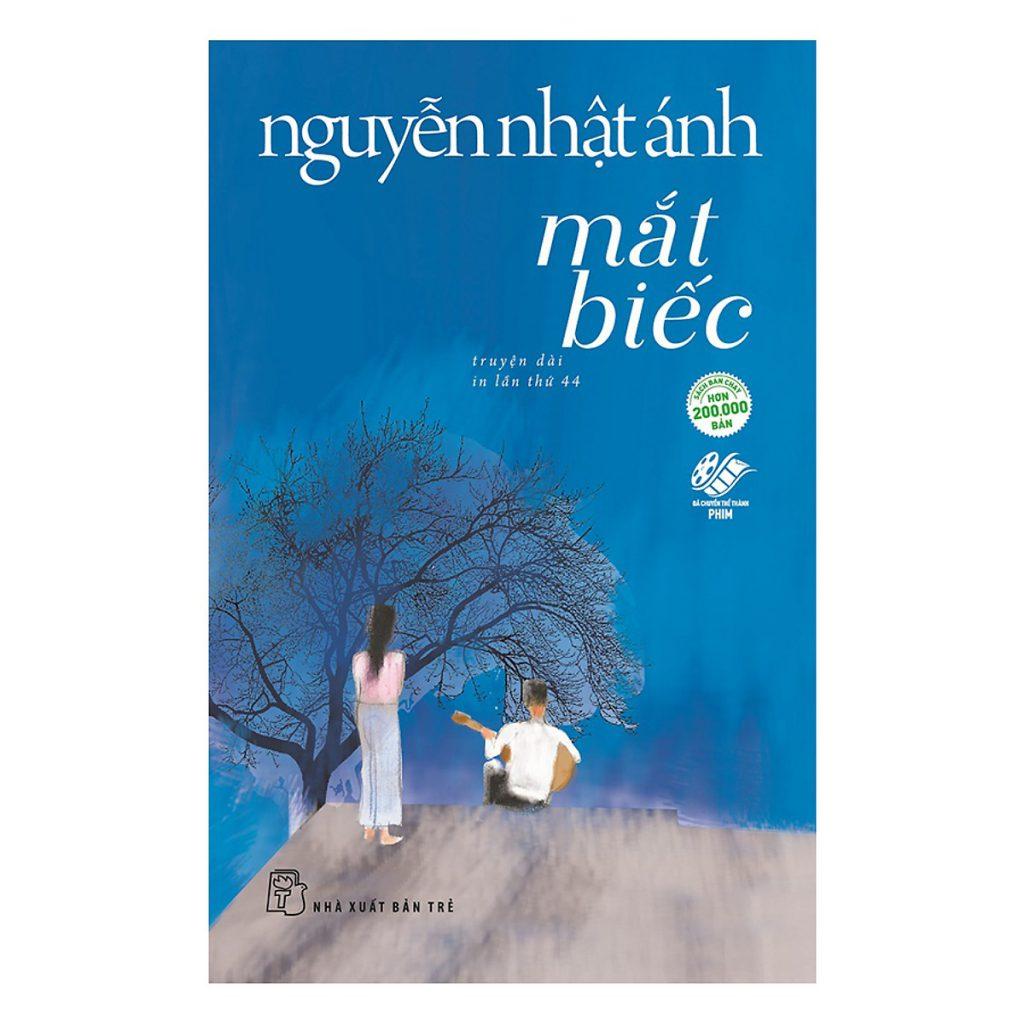 Sách Mắt Biếc - Sách bán chạy của Nguyễn Nhật Ánh
