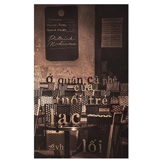 Sách hay nên đọc - Ở quán cà phê của tuổi trẻ lạc lối