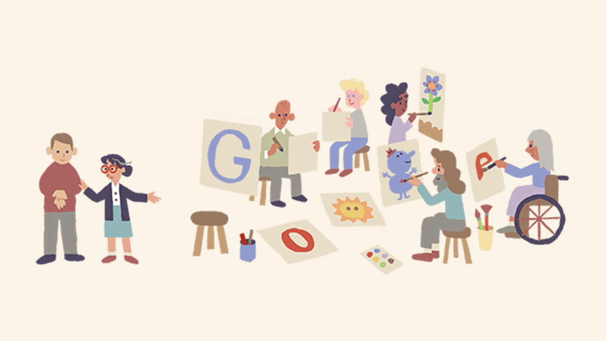 Google Doodle tôn vinh Nise da Silveira