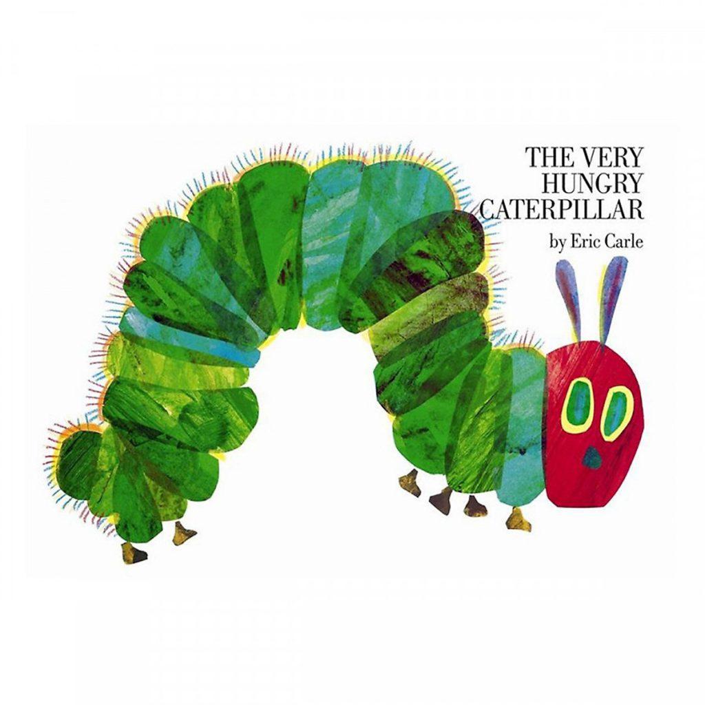 Sách song ngữ cho bé - truyện thiếu nhi tiếng Anh: Chú sâu háu ăn