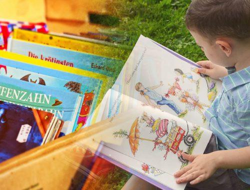 Top sách song ngữ cho bé - truyện thiếu nhi tiếng Anh hay nhất