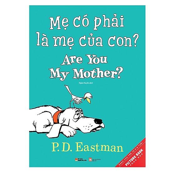Top sách song ngữ hay cho bé - Mẹ có phải là mẹ của con
