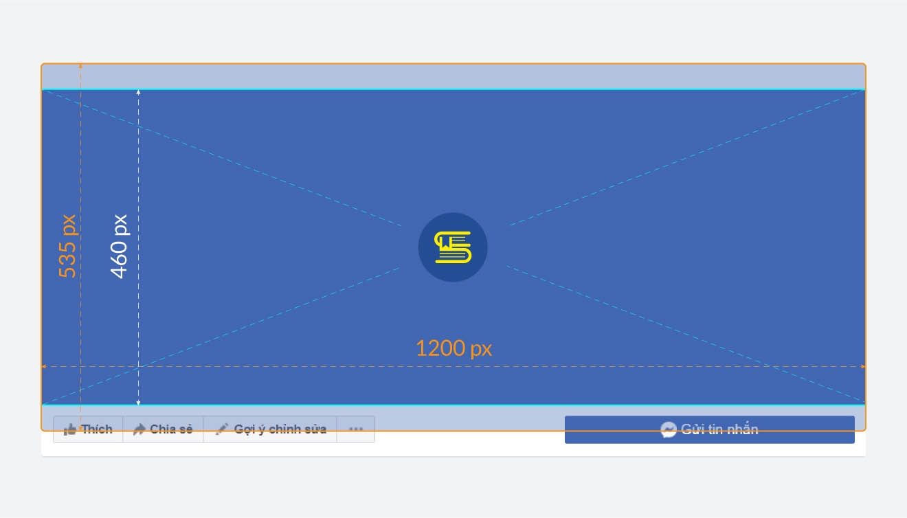 Cover Facebook Size 2020 - Kích thước ảnh bìa chuẩn nhất