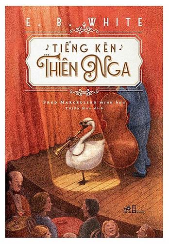 Tiếng Kèn Thiên Nga - Những bìa sách đẹp và hay tặng bạn bè