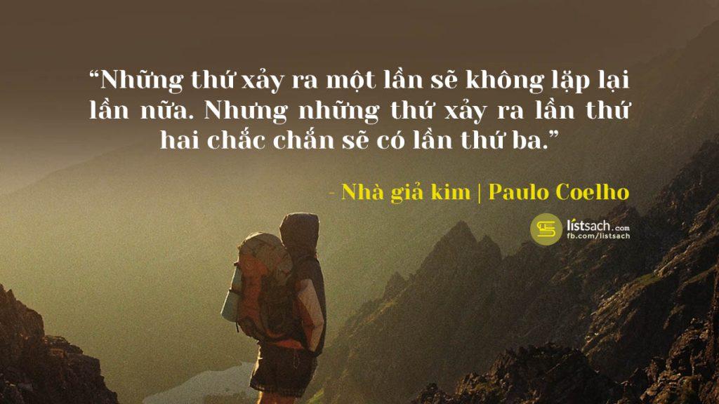 Quotes hay - trích dẫn hay nhất trong sách nhà giả kim
