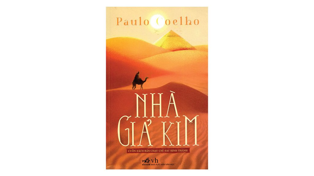 Nhà giả kim - Paulo Coelho - Sách hay nên đọc