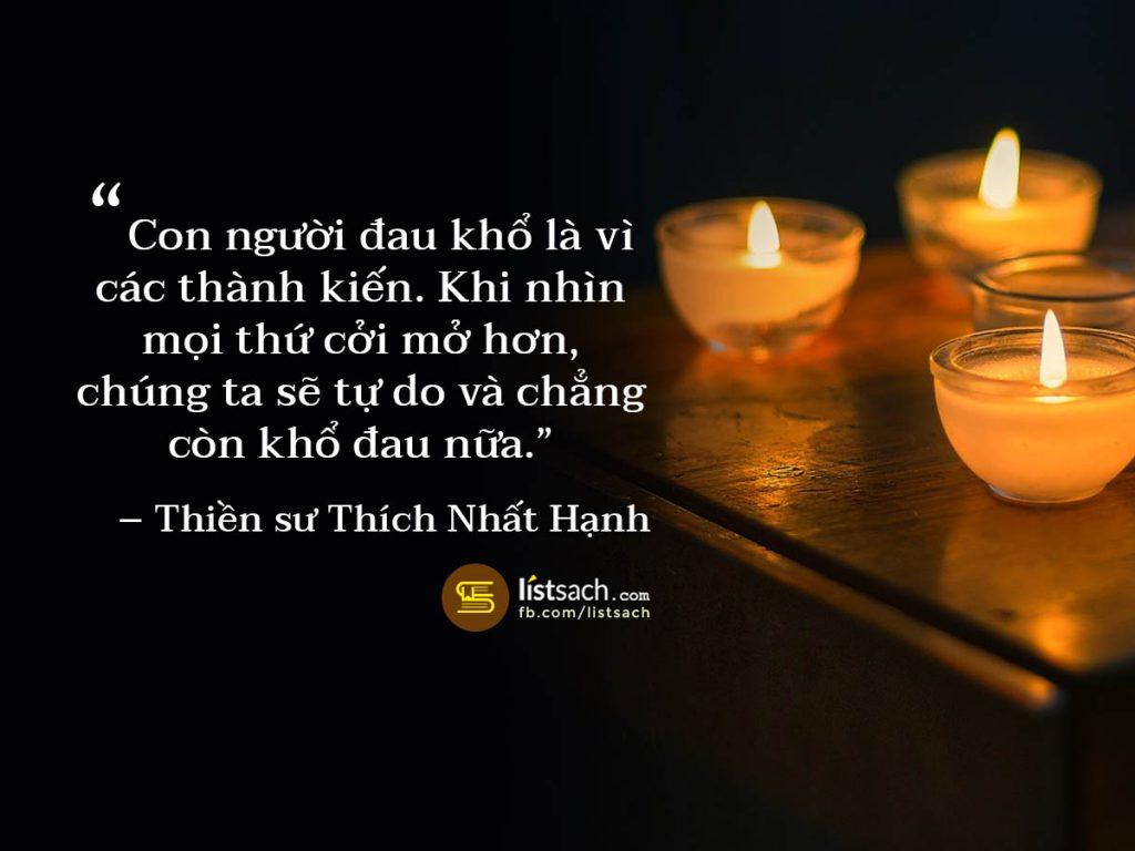 Lời dạy của Thiền sư Thích Nhất Hạnh