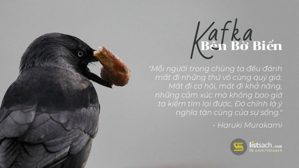 Câu nói hay - quotes sách Kafka bên bờ biển