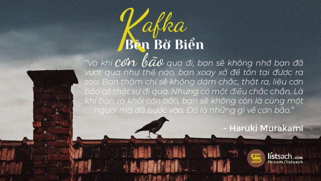 Câu nói & trích dẫn sách hay Kafka bên bờ biển