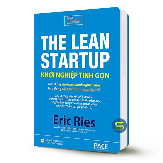 Khởi nghiệp tinh gọn - sách kinh doanh hay nên đọc