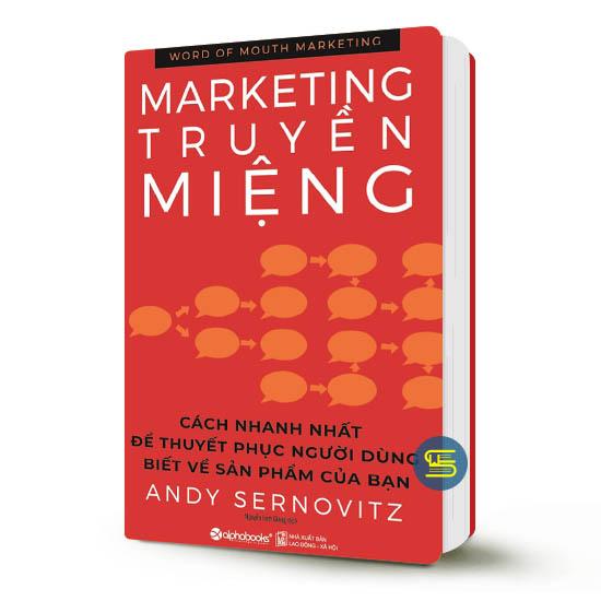 Top sách hay khởi nghiệp kinh doanh - marketing truyền miệng