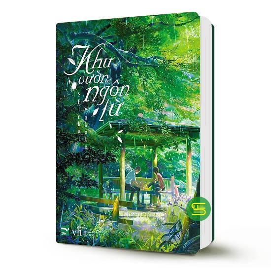 Khu vườn ngôn từ - tác phẩm nổi bật của Shinkai Makoto