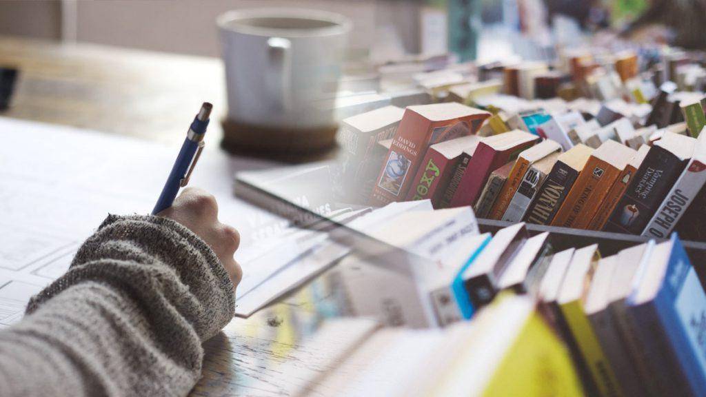 Kinh doanh hiệu sách, văn phòng phẩm và kết hợp bán hàng online