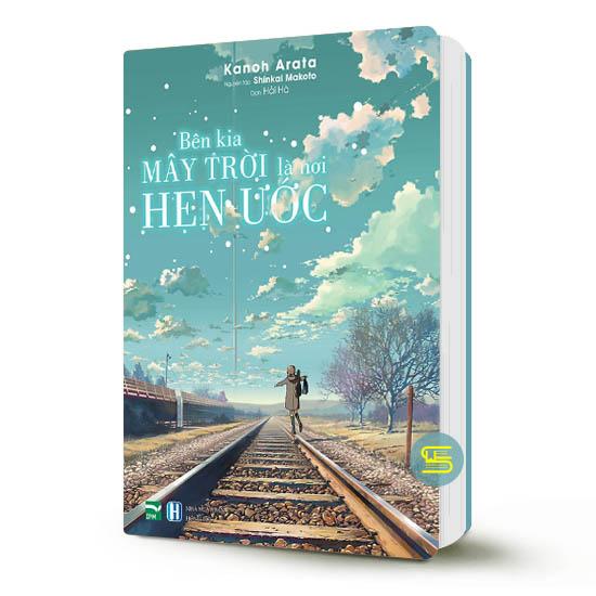 Sách Bên kia mây trời là nơi hẹn ước- sách hay của Shinkai Makoto