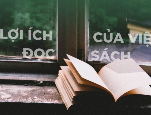 Những lợi ích của việc đọc sách: Tại sao bạn nên đọc sách mỗi ngày