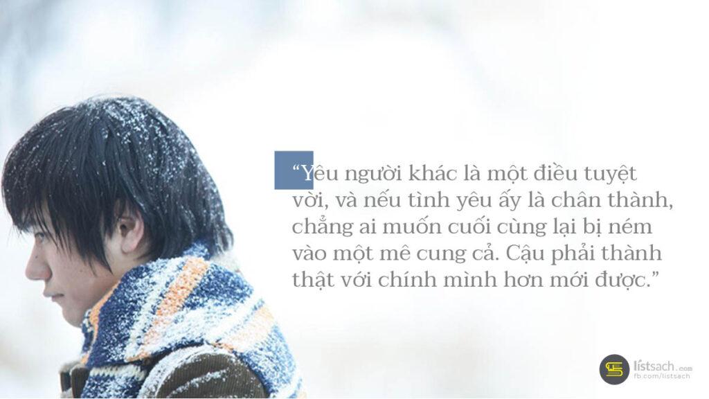 Quotes hay sách Rừng Na Uy - Review tóm tắt sách hay