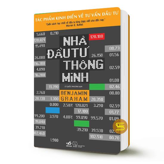 Sách hay nhất về chứng khoán - Nhà đầu tư thông minh