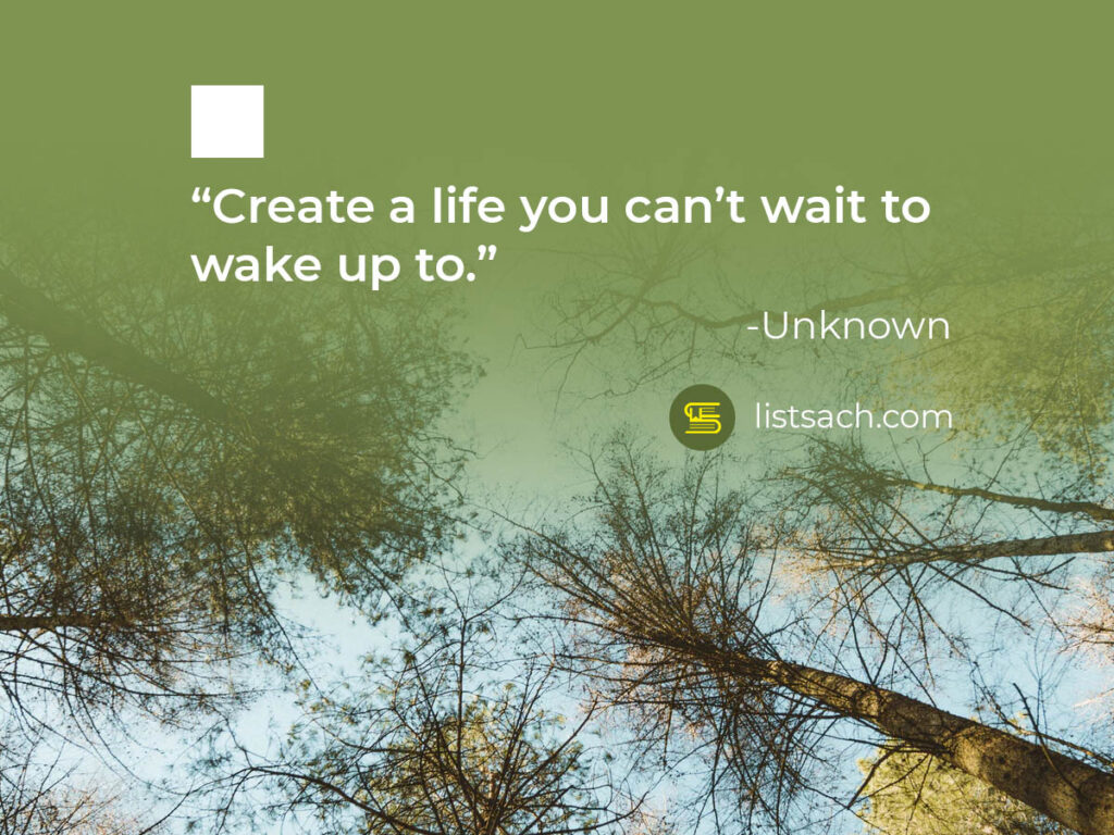Inspirational quotes to inspire you to wake up - ListSach