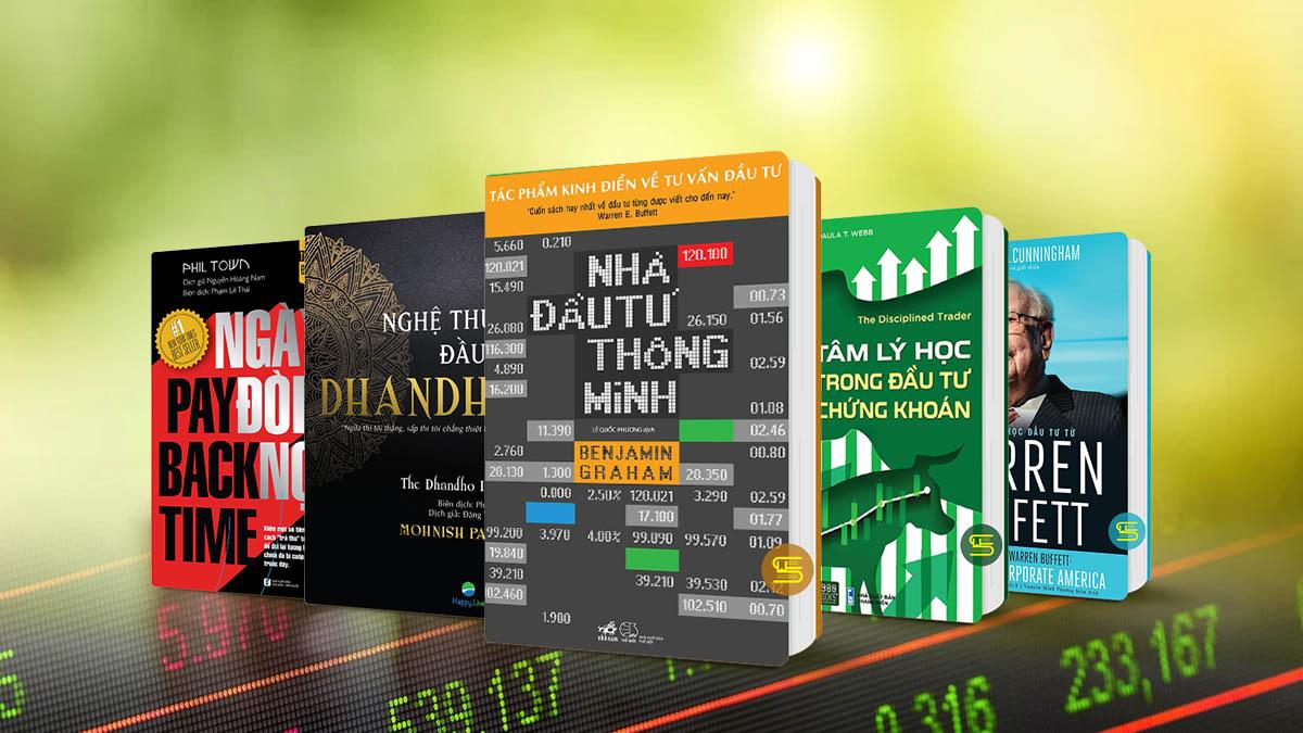 Top sách hay về đầu tư chứng khoán và cổ phiếu - ListSach