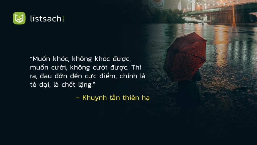 Trích dẫn buồn phim ngôn tình Trung Quốc