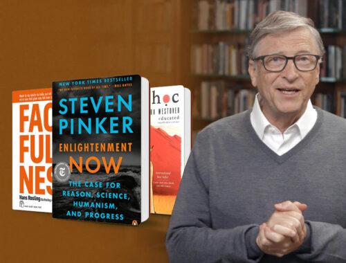 List Sách hay Bill Gates khuyên nên đọc