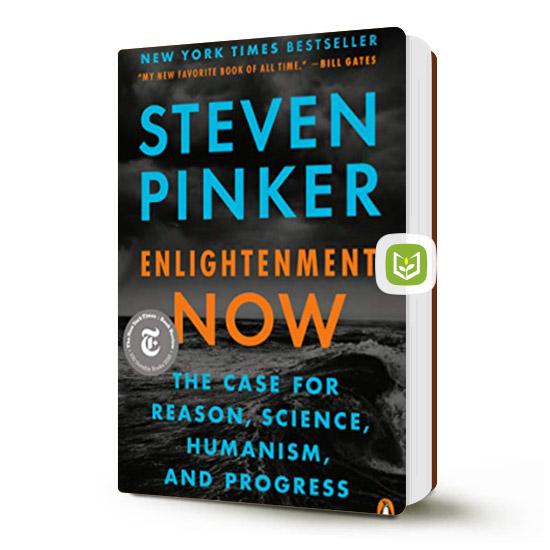 Sách Enlightenment Now - Bill Gates khuyên nên đọc